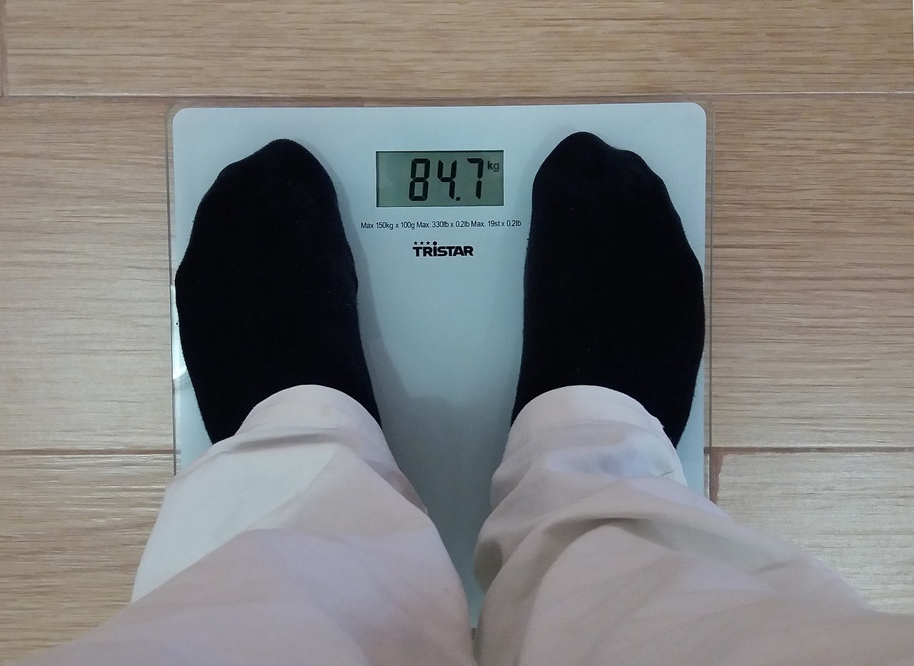 Scale ideal weight