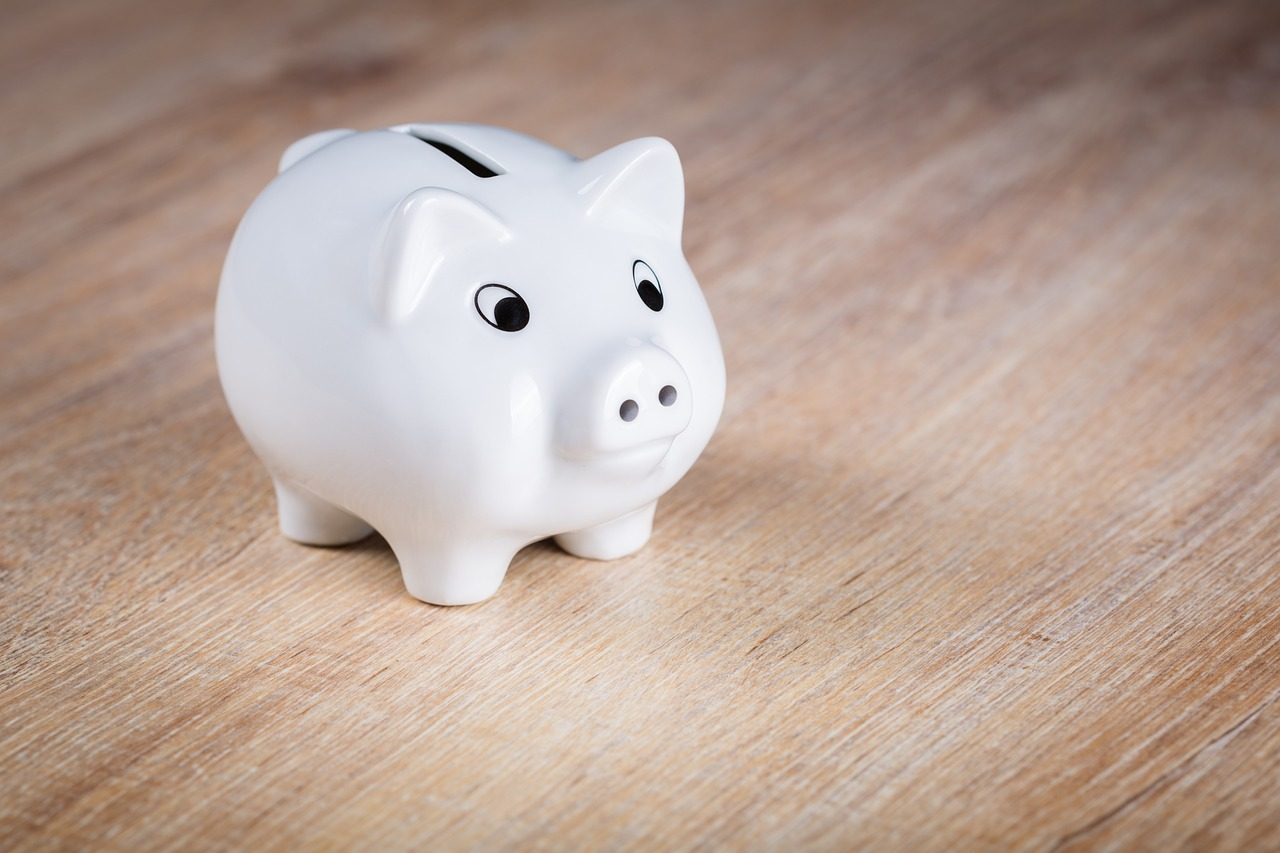piggy bank for college savings