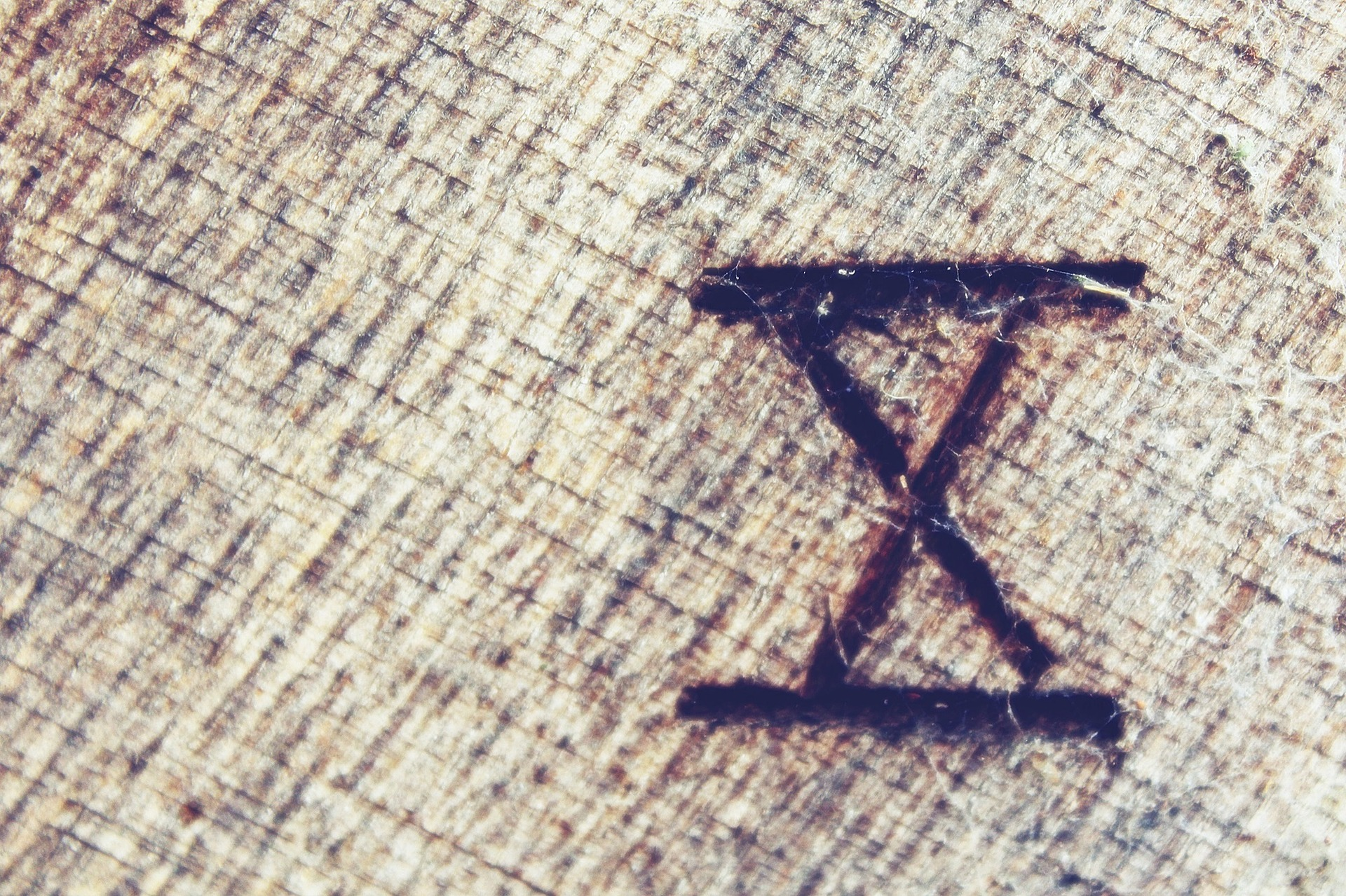 The number ten in Roman numerals