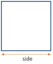 Area Calculator - calculate the area of a square, rectangle