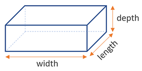 surface area rectangular box