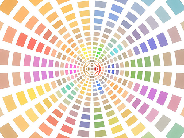 color wheel picker